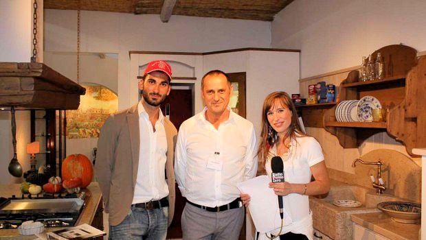 Intervista ad Ornello Busiol nella 61ma edizione di Casa Moderna