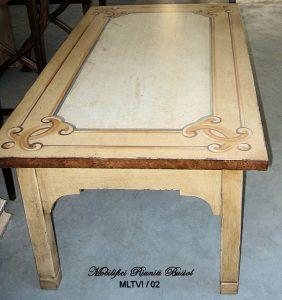 Tavolino Laccato