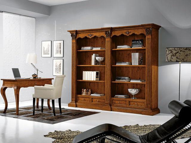 librerie in stile
