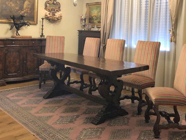 tavoli in stile