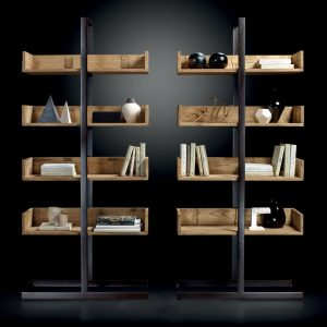 Libreria Nature Design - LBND01