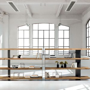 Libreria Nature Design - LBND05