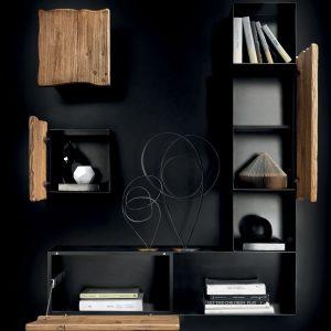 Libreria Nature Design - LBND08