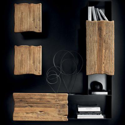 Libreria Nature Design - LBND09