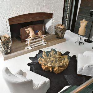 Tavolino Nature Design - TVIND05